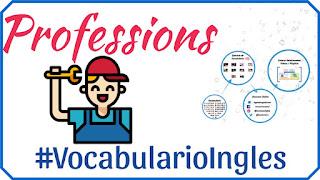 Vocabulario de las profesiones en inglés con imágenes