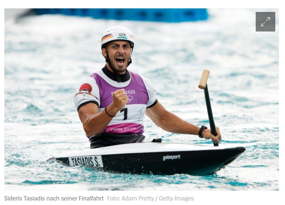 Ο Ομογενής Τασιάδης κατέκτησε χάλκινο μετάλλιο στους Ολυμπιακούς