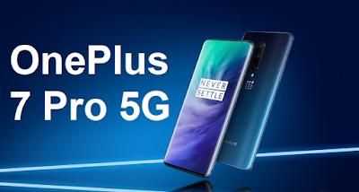 مواصفات جوال ون بلس 7 برو OnePlus 7 Pro 5G  ون بلس OnePlus 7 Pro 5G