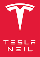 "Tesla, ""Neil Young"", Logo"