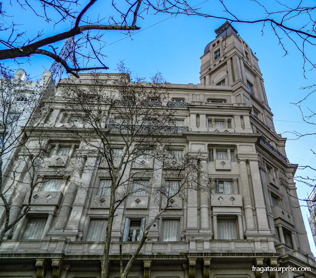 Antigo Hotel Majestic, Avenida de Mayo, Buenos Aires