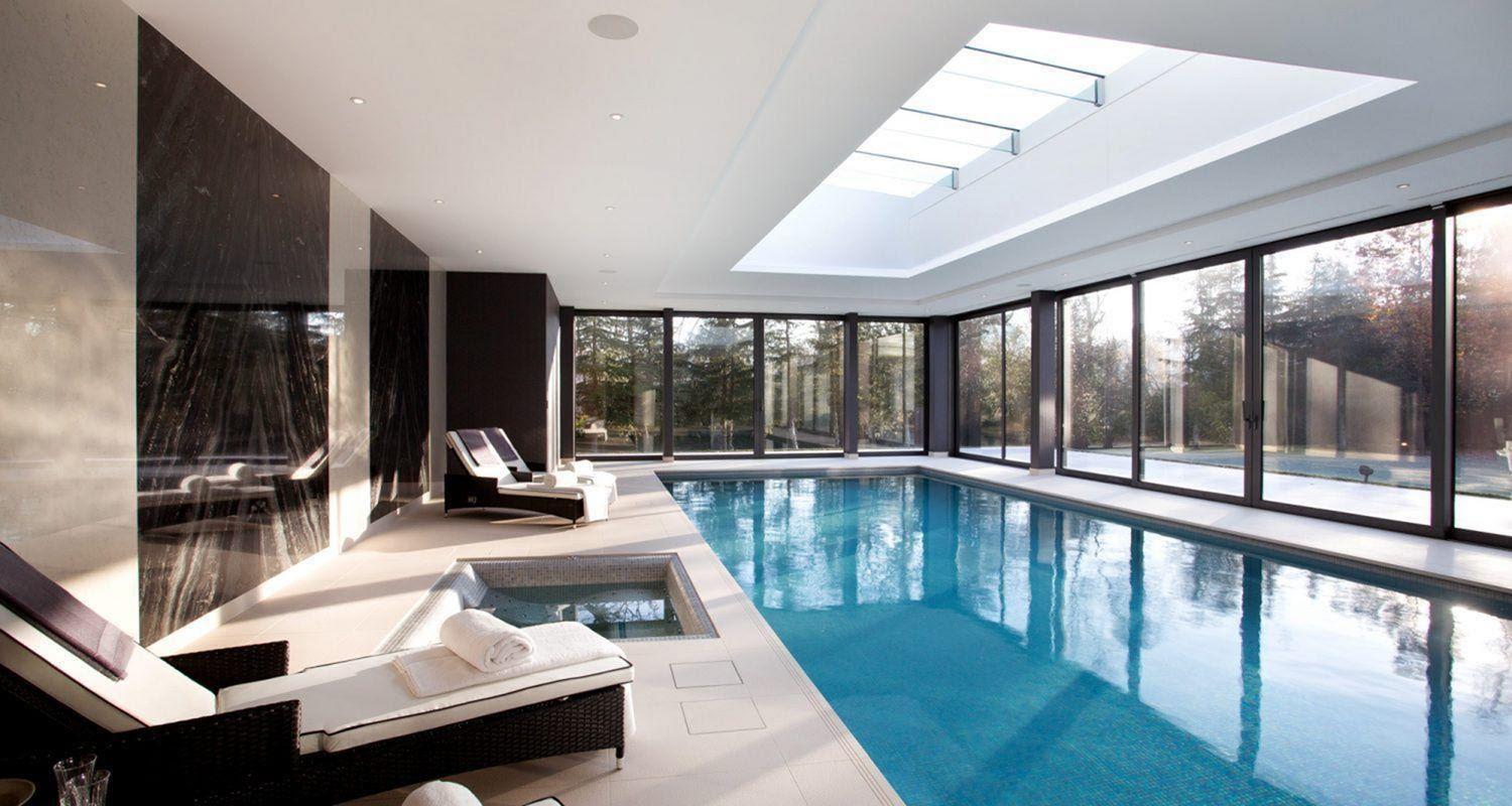 7 Indoor Swimming Pool Design Concepts For Houses News World Express