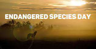 National Endangered Species Day Wishes For Facebook