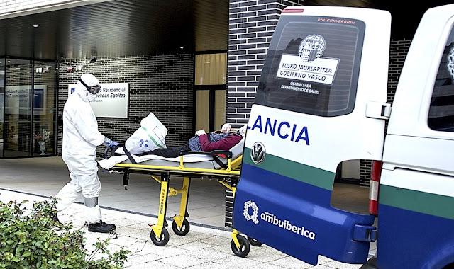 Coronavirus deja entierros sin velatorio ni funeral en el mundo