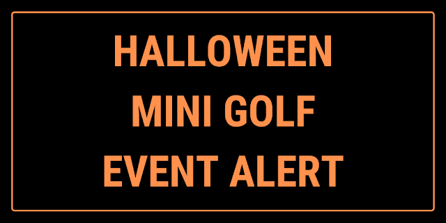 The MiniLinks in Lytham St Annes is lighting up its three courses for night golf this Halloween