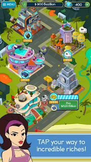 Taps to Riches Mod APK Versi Terbaru Updated