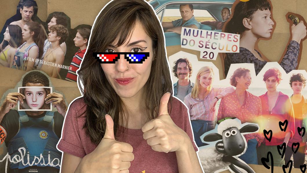 Filmes de julho: assisti e recomendo muito!