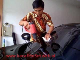 Tukang Pasang Kaca Film Gedung