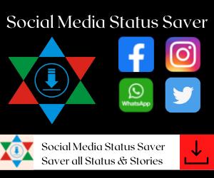 Android Social Media Status Saver
