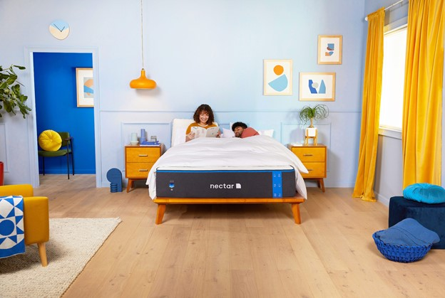 How to Style a Bedroom with the Best Hybrid Mattress, Home, Interior Decor, Lifestyle