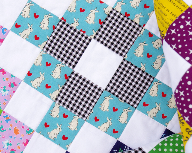 Scrappy Day Trip Quilt - A Strip Piecing Pattern | Red Pepper Quilts 2016