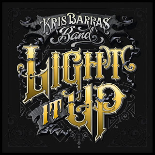 "Το βίντεο των Kris Barras Band για το ""What A Way To Go"" από το album ""Light It Up"""