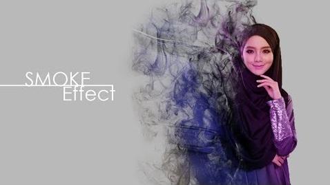 Smoke Effect Keren - Tutorial Photoshop Bahasa Indonesia