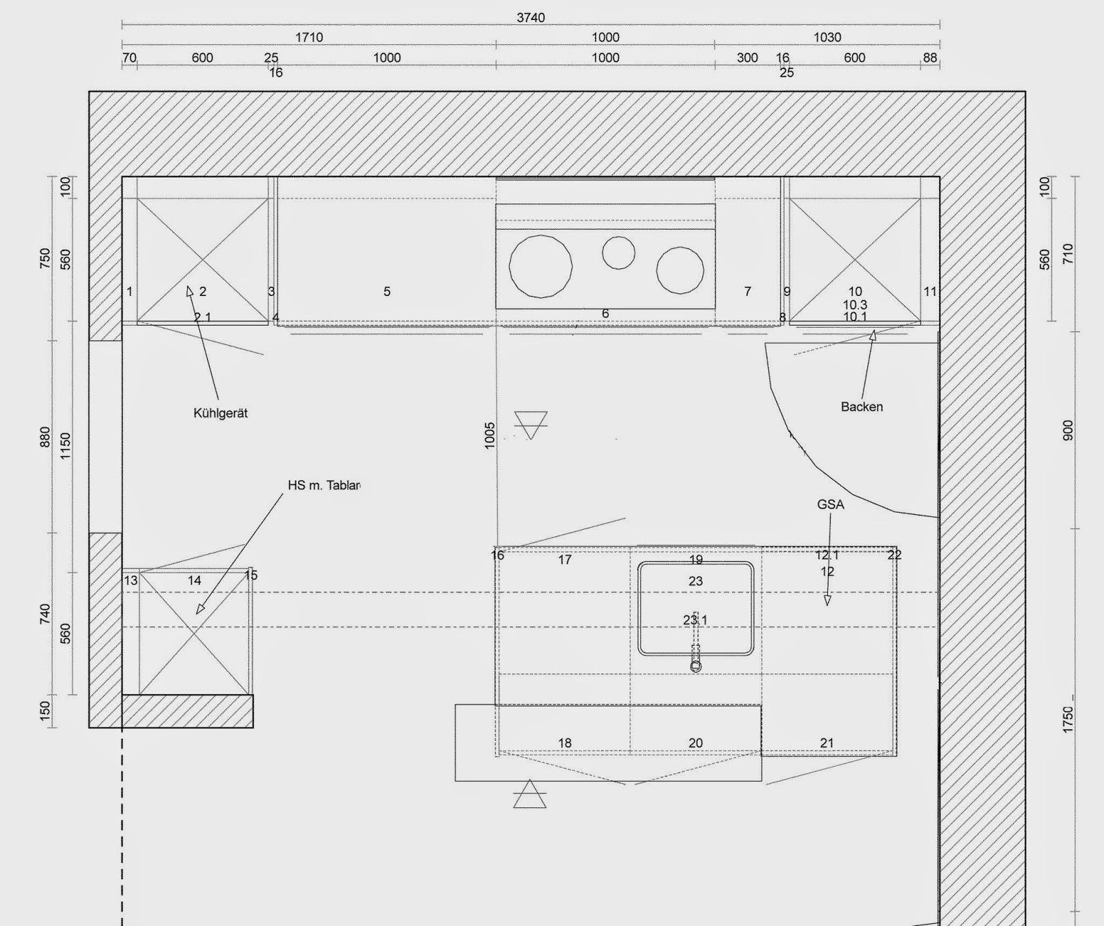 Unser Haus Am Zimmereiweg: Unser Besuch Beim Küchenplaner