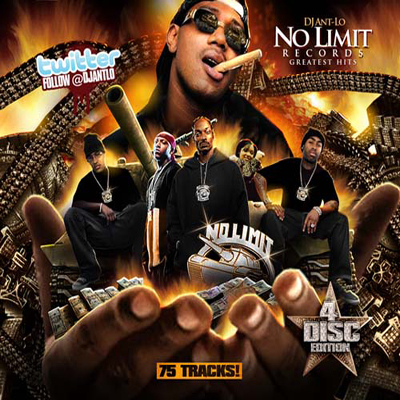 Hip-Hop Domain: Master P - No Limit Greatest Hits (louisana)