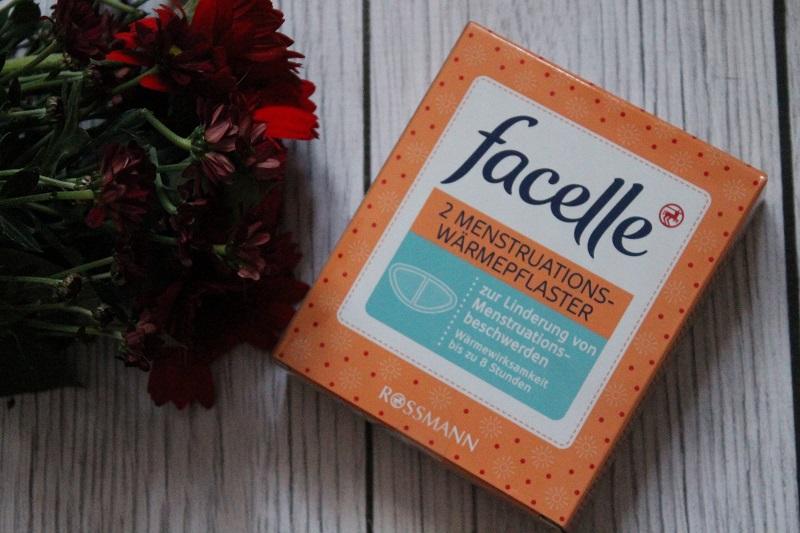 facelle plastry rozgrzewające na bóle menstruacyjne