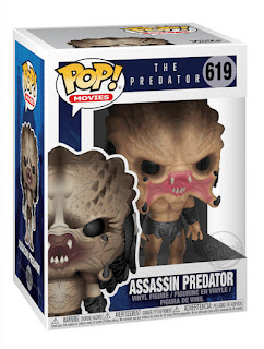 Funko Pop Vinyl Figures The Predator Assassin Predator