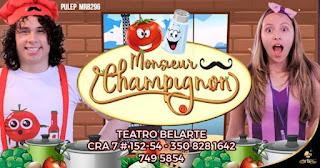 Monsieur Champignon | Temporada 2020 img 2