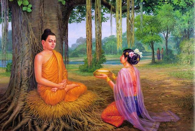 Đức Phật nói về việc bố thí trong các Kinh như thế nào?