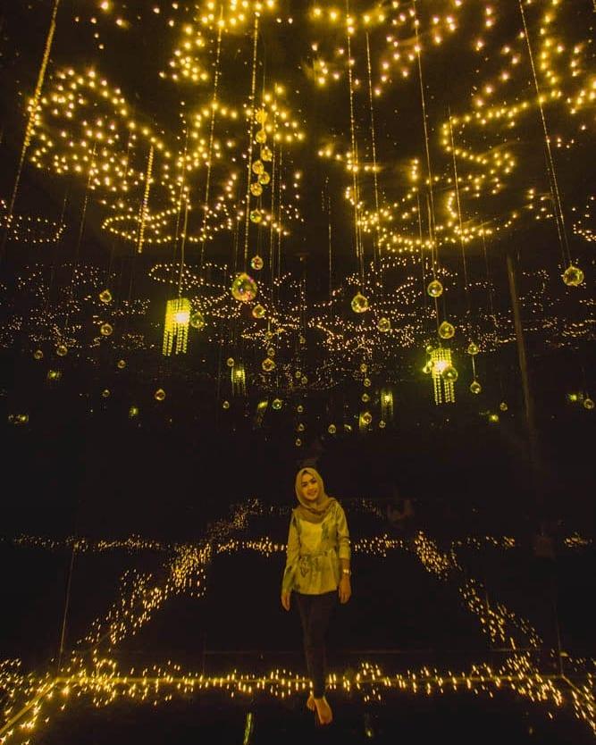 gambar 3d lampung walk