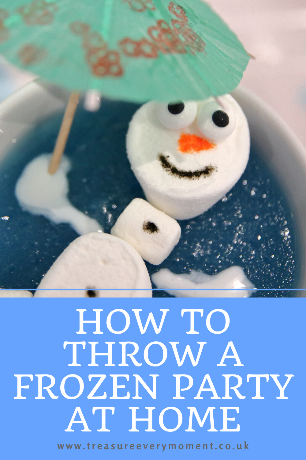 How to Throw a Frozen Lockdown Party at Home