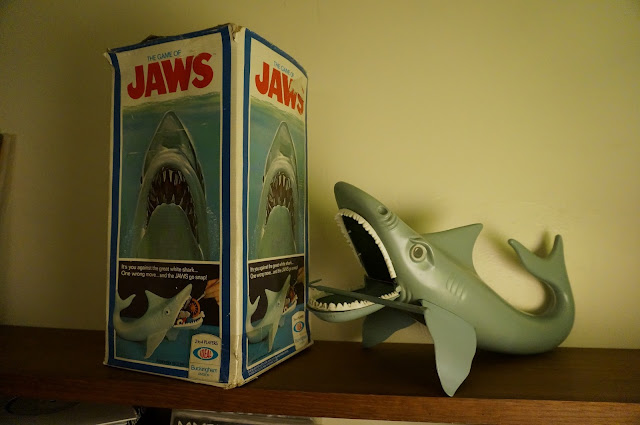 game of jaws - 1975 - Ideal 1970s 70s années 70 dents de la mer