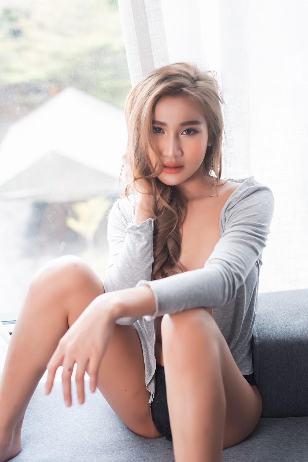 Thailand Beautyful Girl Pic No.297 || MiKu Muay