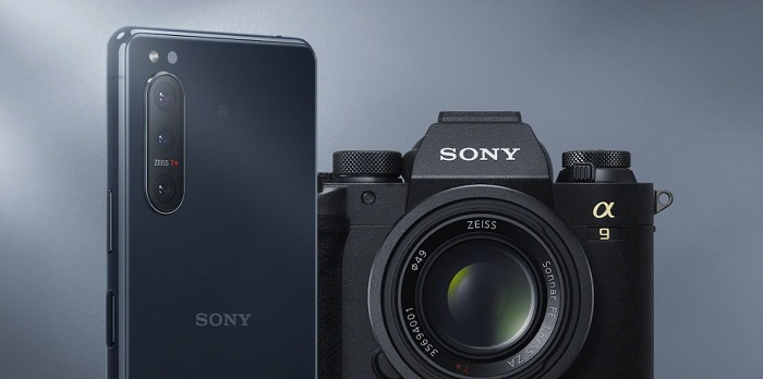 Sony Xperia 5 II Sony Alpha Zeiss Imaging Cameras