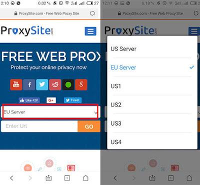 Cara Membuka Situs yang Diblokir di Android Tanpa Aplikasi