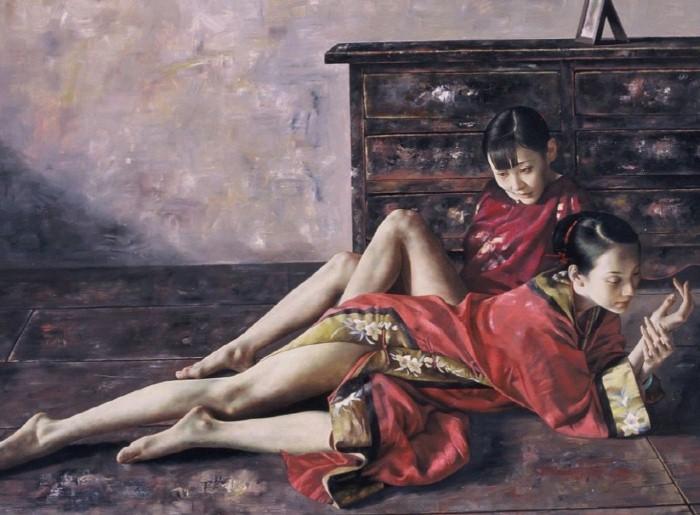эротика вьетнамский