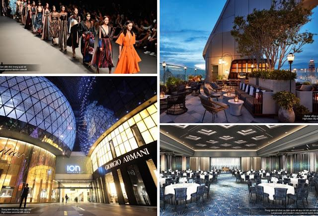 dự án chung cư Sunshine Empire sky villas Ciputra Hà Nội tổ hợp văn phòng cho thuê khách sạn 6* condotel