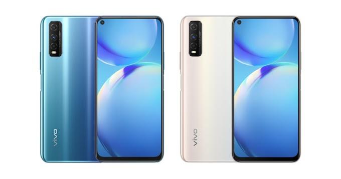 Midrange Vivo Y70t 5G Phone Price Specification