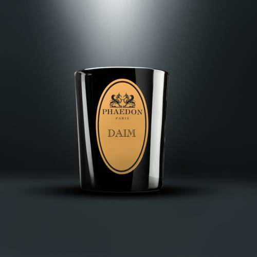 Avis Daim de Phaedon Paris blog bougie cocooning