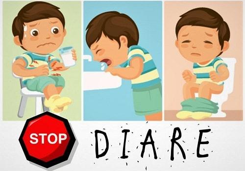 Tips Mengatasi Diare Pada Anak Secara Alami