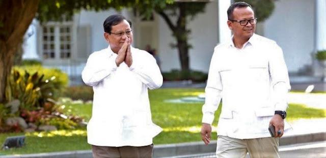 Menteri KKP Edhy Prabowo Ditangkap KPK, Arief Poyuono: Tamat Sudah Cita-cita Prabowo jadi Presiden