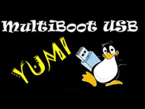 Descarga Yumi para hacer tu USB para instalar Linux