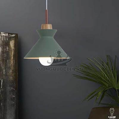 Đèn thả trần đơn- thiết bị chiếu sáng hoàn hảo cho không gian phòng ăn hẹp