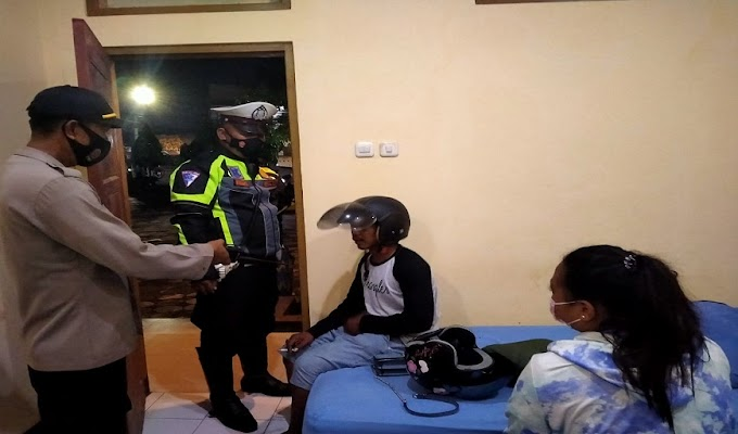 Aw-aw!! 15 Pasangan Mesum Terjaring dalam Ops Pekat Jajaran Polres Serang Kota