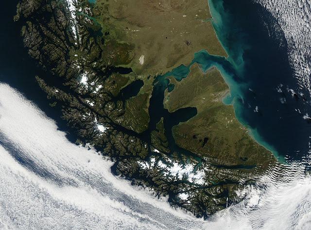 Tierra del Fuego: marine ecosystems from 6,000 to 5000 years ago