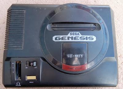 Sega Genesis - Mega Drive Americano