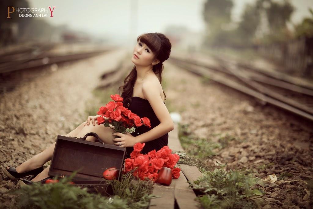 Ảnh đẹp girl xinh HD Việt Nam: Bóng hồng - Ảnh 03