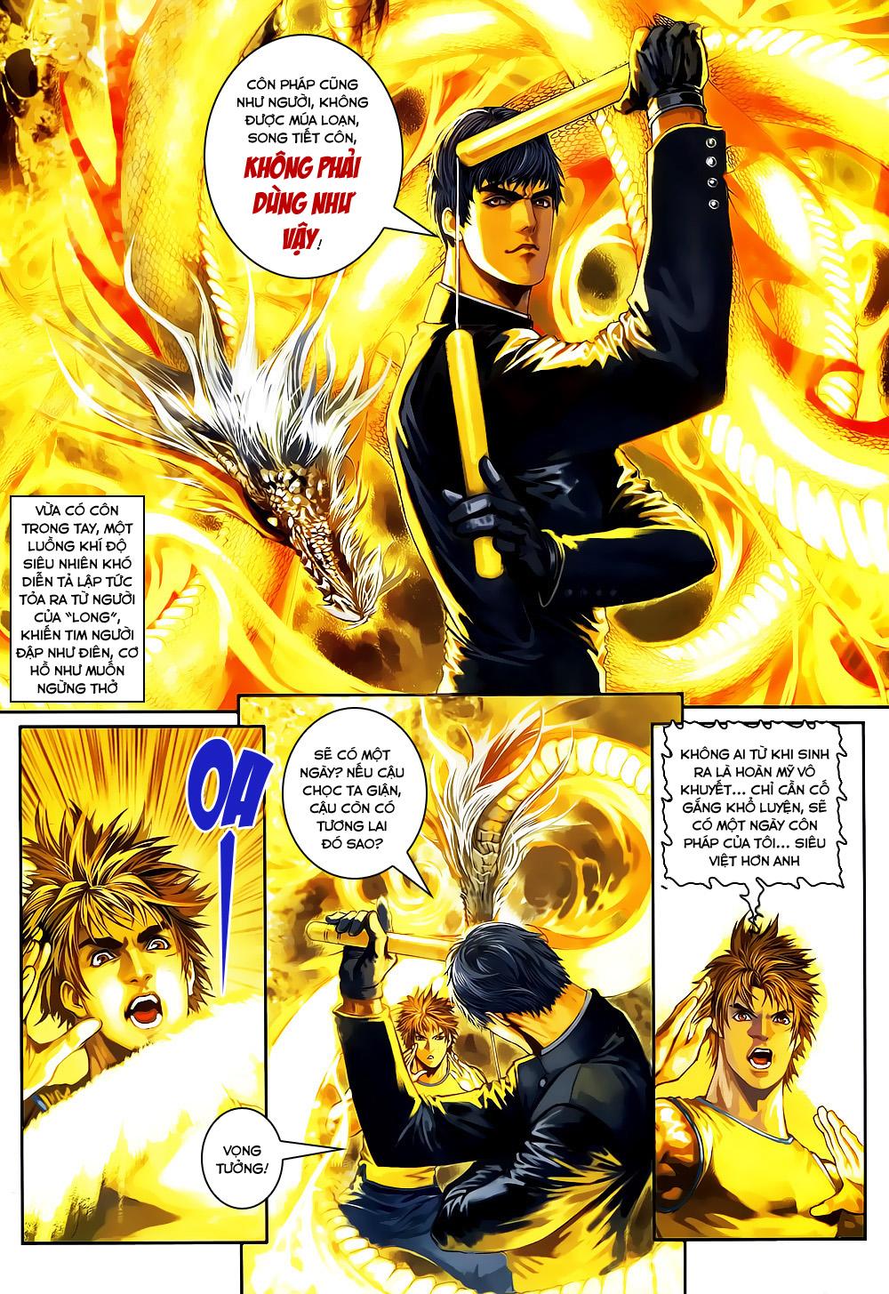 Quyền Đạo chapter 5 trang 10