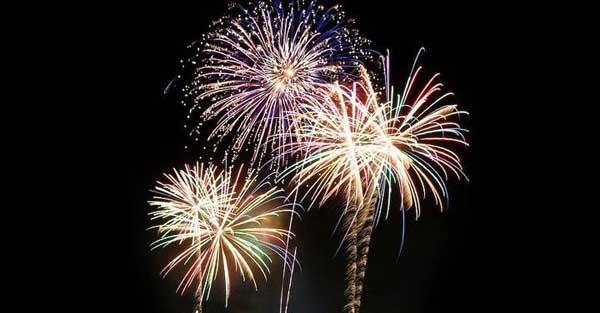 Como funcionam os fogos de artifício?