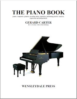 The Piano Book - Gerard Carter