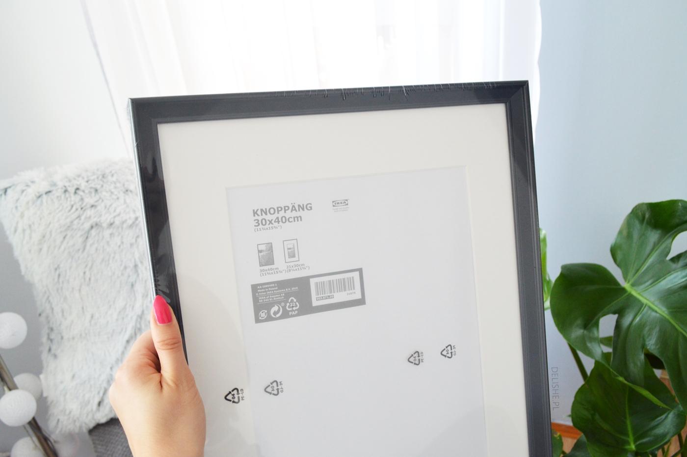 Ikea Haul фоторамка