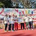 Parade Gebyar Budaya dan Olahraga Bersama, Kapolres Bangkalan : Mari Bersatu Bangun Indonesia