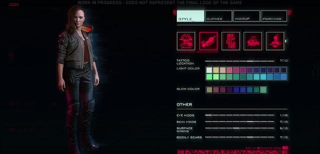 Videojuegos y comunidad lgtbi+ Cyberpunk 2077