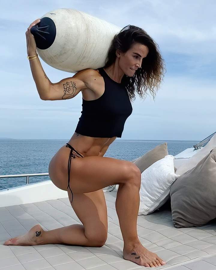 Intense Ab Core workout (Senada Greca)
