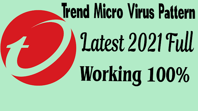 Trend-Micro-Virus-Pattern-File