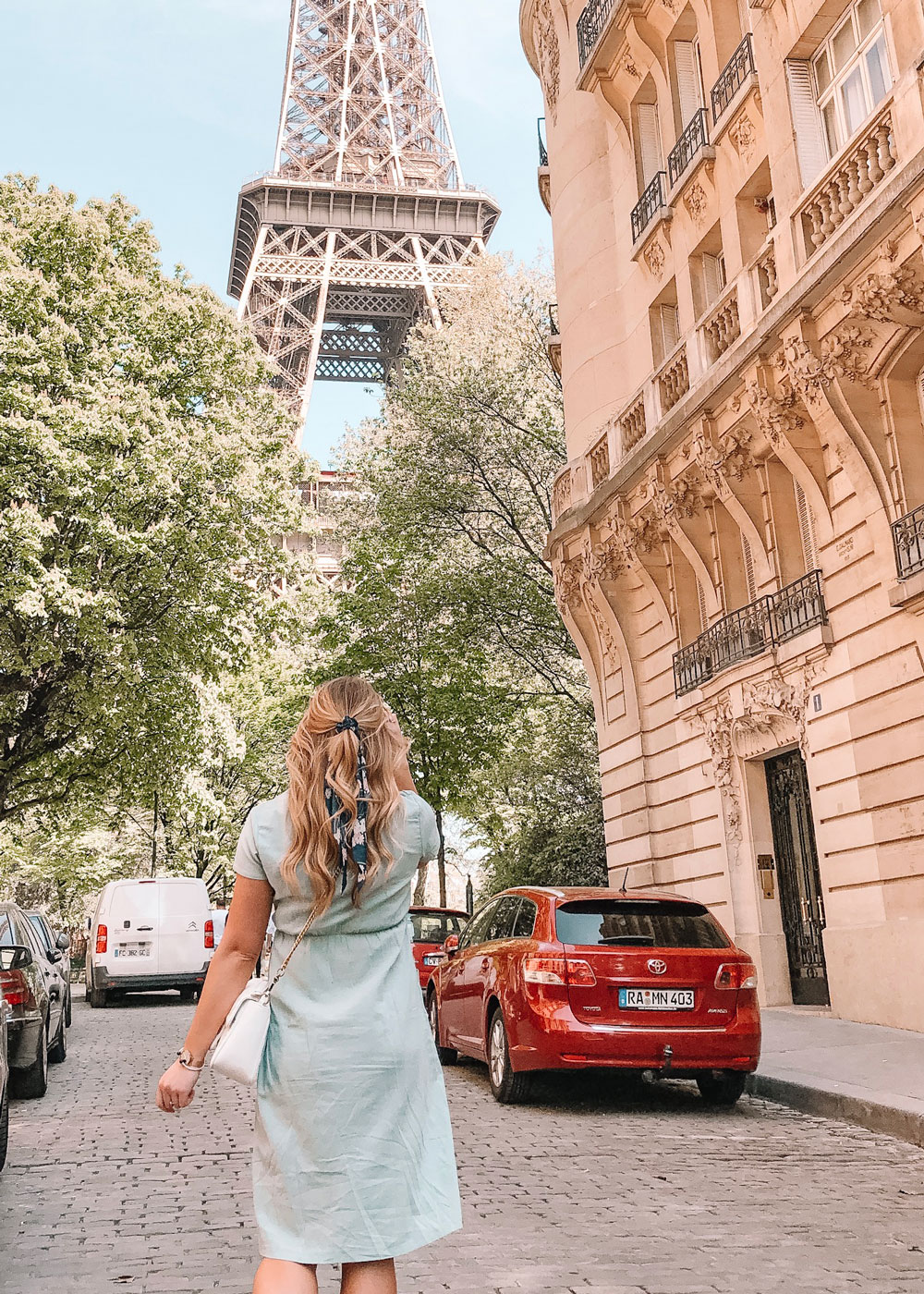 Best Eiffel Tower Instagram Spots
